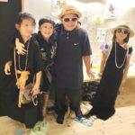 好評!夏休み中に開催したミニイベント『kids-act(きっずあくと)w/sukasuka-ippo』第1弾『大人ファッションショー』