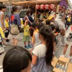 【近況報告】今日は町内のお祭りです!!