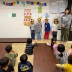 【近況報告】11月のお誕生日会をしました!!