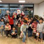 【近況報告】クリスマスパーティーをしました!!